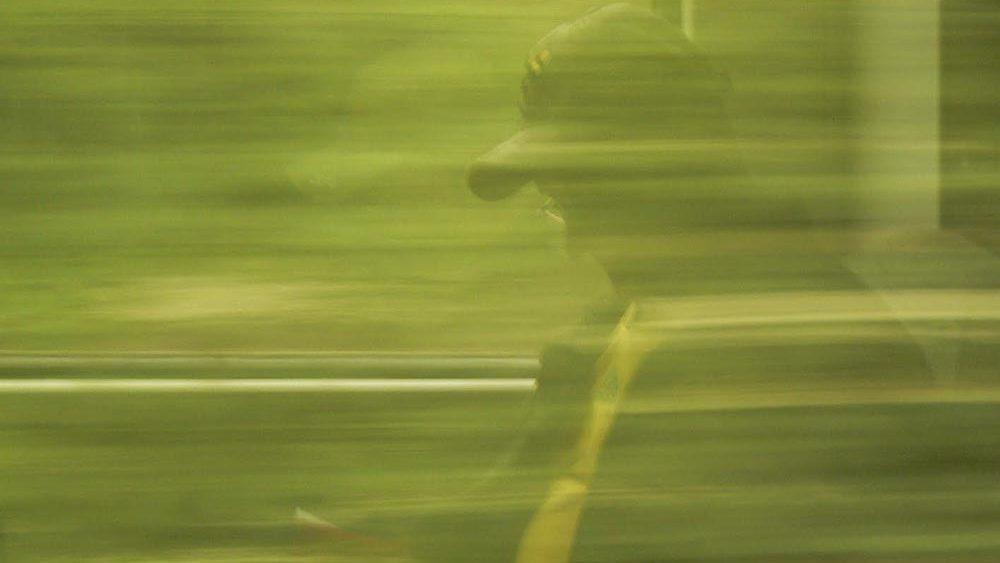 Sabine-Stange-inside-a-train